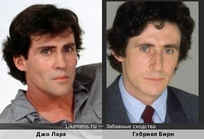 Джо Лара - Гэбриел Бирн