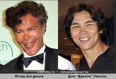 Игорь Богданов - Дон Уилсон