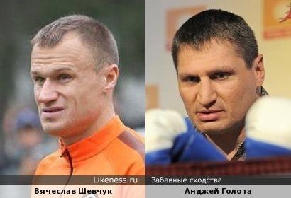 Вячеслав Шевчук - Анджей Голота