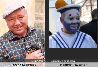 Вадим Набоков похож на Юрия Кузнецова