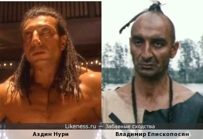 Аздир Нури и Владимир Епископосян