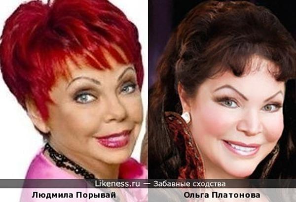 """Мама Наташи Королёвой и ведущая """"Дачных фей"""""""