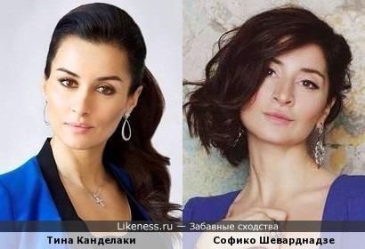 Российские телеведущие грузинского происхождения