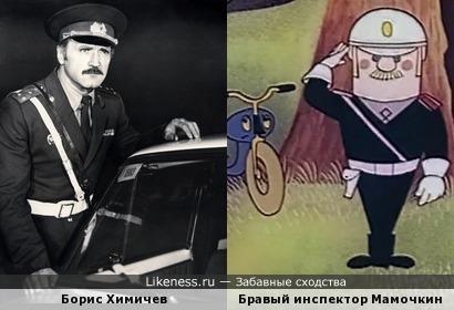- Инспектор Мамочкин, к двойному обгону готовы? - Всегда готов!