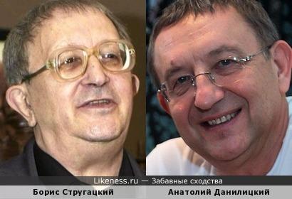 Стругацкий - Данилицкий