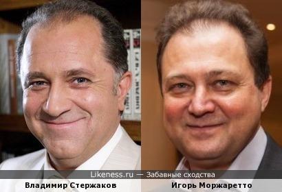 СтеРЖАков - МоРЖАретто
