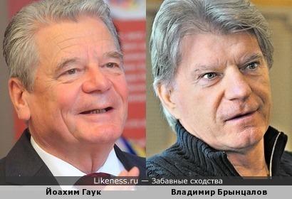 11-й Федеральный Президент ФРГ и кандидат в Президенты РФ 1996 года