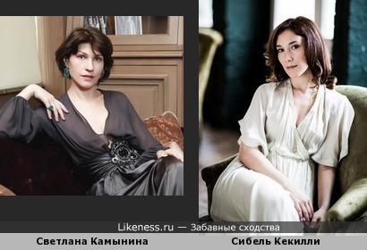 """Светлана Камынина из сериала """"Интерны"""