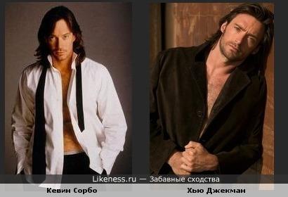 """Кевин Сорбо (""""Геракл"""") похож на Хью Джекмана"""