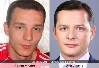 своего друга по школе можно сравнить с лидером Радикальной партии Олегом Валерьевичем Ляшко