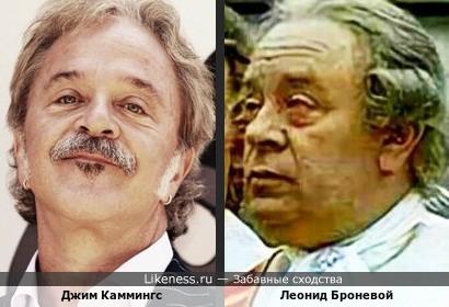 Джим Каммингс актер
