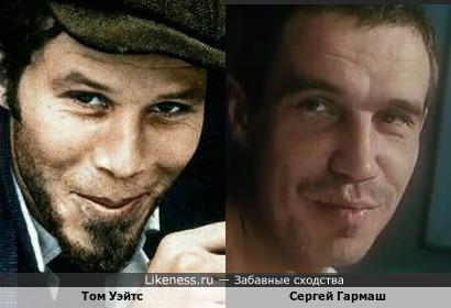 Том Уэйтс актер