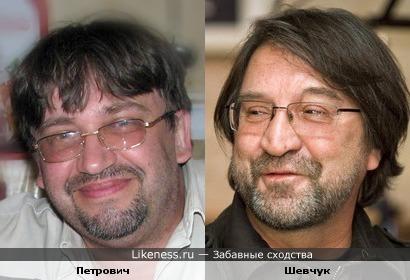 Мой батя похож на Юрия Шевчука