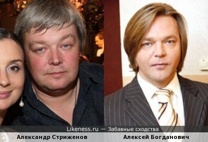 Стриженов - Богданович