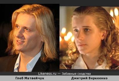 Блондины - рыцари,принцы,мессии...