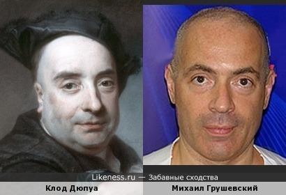 Фотография с портретом=портретное сходство