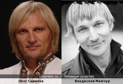 Эти украинцы похожи