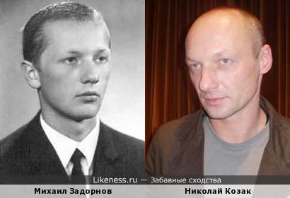 Николай похож на Михаила