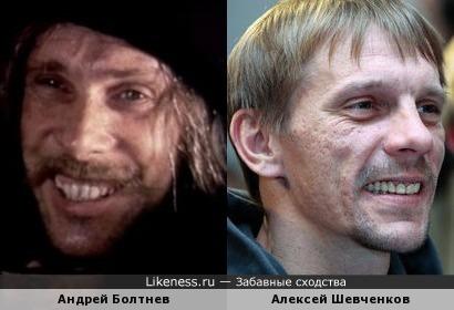 Шевченков напомнил Болтнева