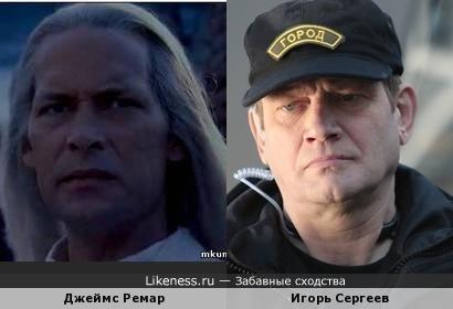Командир группы ОН и папа Декстера похожи