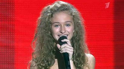 Вот кого мне напомнила Дарина Иванова(Голос дети)Дженифер!!