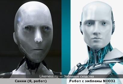 Фильм с уиллом смитом про робота ледниковый период мультфильм персонажи