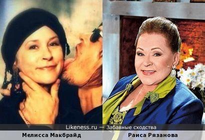 За вдохновение и классное сходство огромное спасибо ertahova-tania!!! На этой фотке сначала даже не понял, что не Раиса Рязанова;)