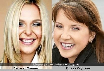 """Пелагея и Ирина приветствуют первых пташек конкурса """"Не суди, да не судим будешь!"""""""