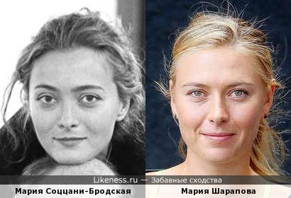 Талантливому автору AZ_otov огромное спасибо за мое вдохновение и ее классное сходство! Две прекрасные Марии...