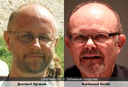 Дмитрий Пучков vs Kurtwood Smith