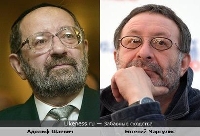 Шаевич и Маргулис