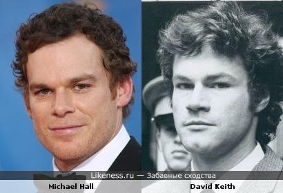 Michael Hall и David Keith