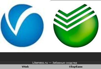 Обновлённые логотипы имеют сходство