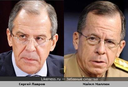 Главы МИД РФ и ВВС США - родственники?