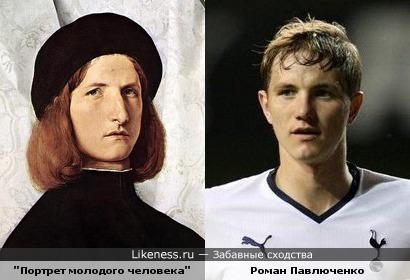 На средневековом портрете пресс-атташе сборной России узнал знакомое лицо