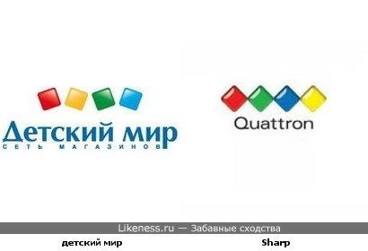 Похожие логотипы