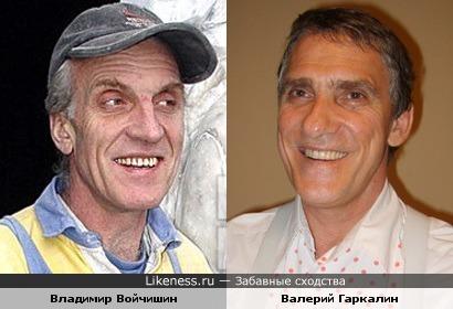 Скульптор и актёр