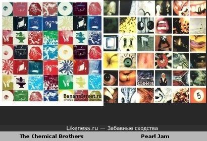 Обложки альбомов