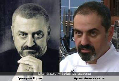 Григорий Горин - Арам Мнацаканов