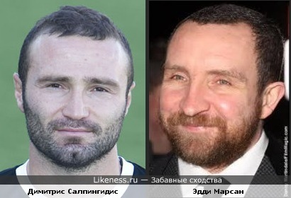 Футболист и актёр