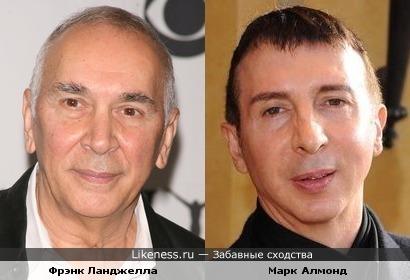 Фрэнк Ланджелла и Марк Алмонд