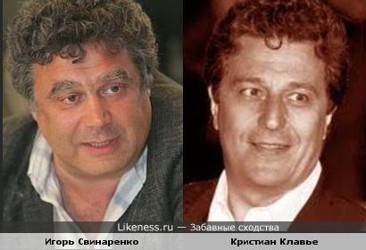 Журналист и актер