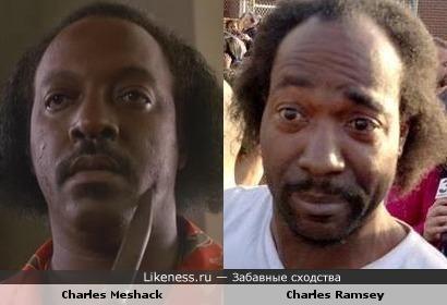 Charles Meshack - Charles Ramsey