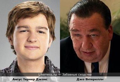Ангус Тернер Джонс - Джо Витерелли