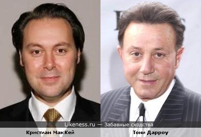 Кристиан МакКей и Тони Дарроу