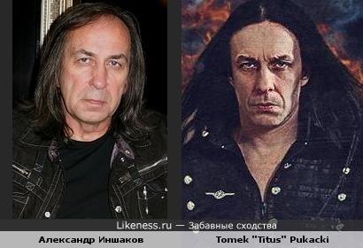 Российский каратист - польский металлист