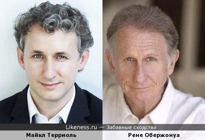 Актеры могут играть сына и отца