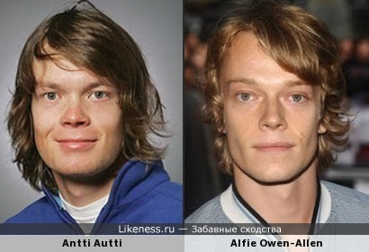 Antti Autti - Alfie Owen-Allen