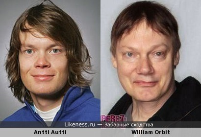 Antti Autti - William Orbit