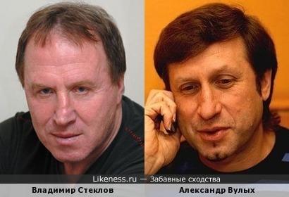 Владимир Стеклов - Александр Вулых